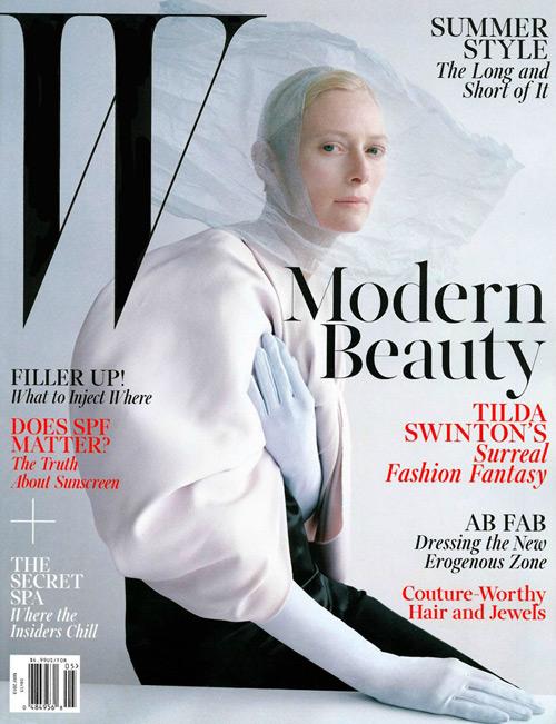 Tilda+Swinton+W+Magazine+May+2013+1