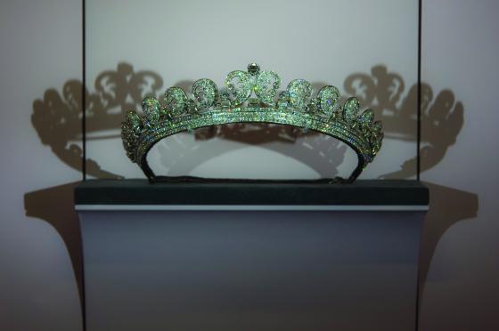 Queen Elizabeth II, Kate Middleton's Wedding Crown
