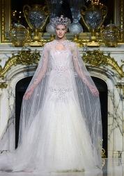The stunning Showstopper in Charlotte Licha wedding dress