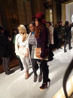 Fashionistas shot