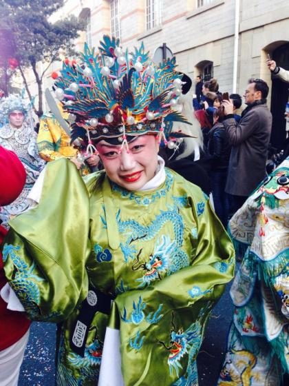 Free day in Paris, Chinese New Year's - Prêt-à-porter I
