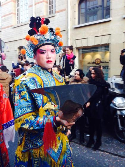 Free day in Paris, Chinese New Year's - Prêt-à-porter II