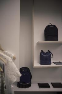 Elegantly displayed accessories