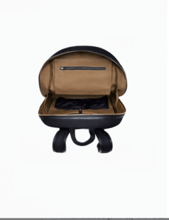 Interior of Kastrup Backpack by Want Les Essentiels de la Vie