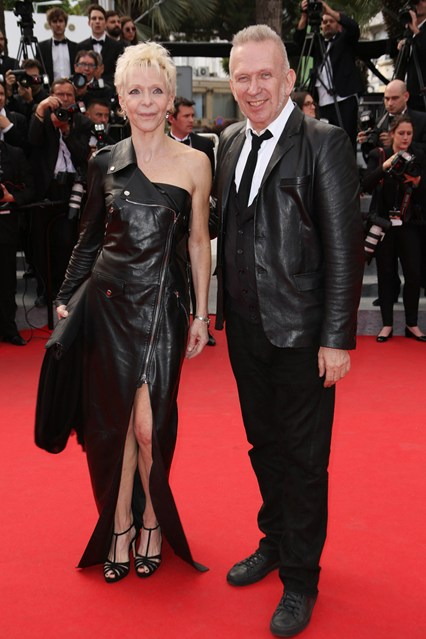 Tonie Marshall in Jean Paul Gaultier