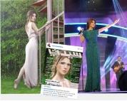 Personal Stylist of Nancy Ajram www.larmoiredelana.com