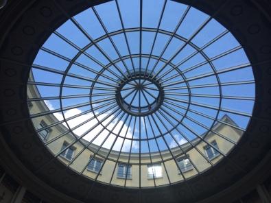 Galerie Colbert Skylight