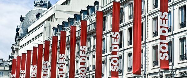 Paris Summer Sale
