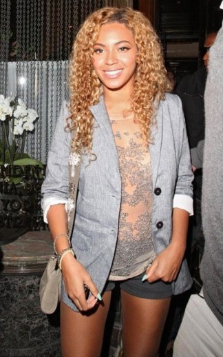 Beyonce-Casual-Style