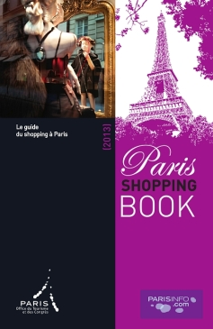 shopping book paris