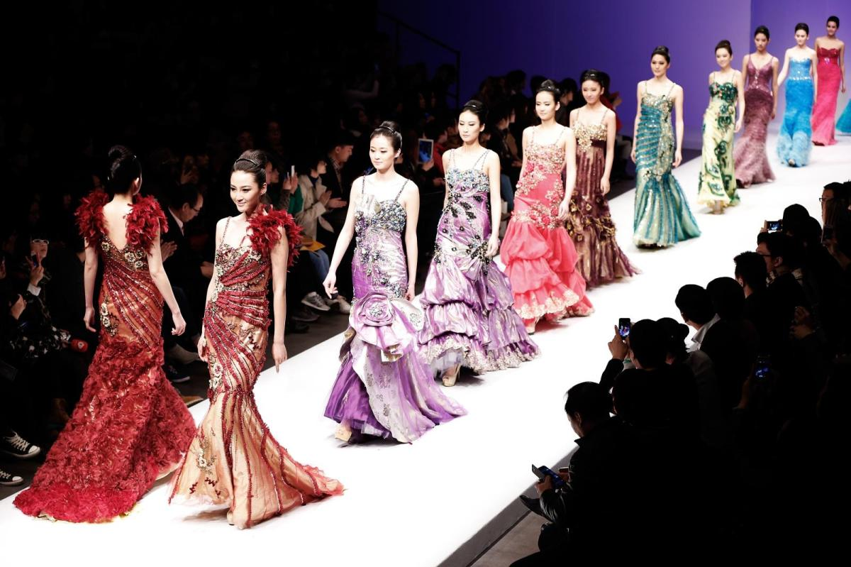 China's Fashion Capitals
