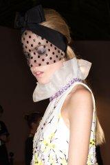 face veil- GV