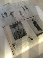 Inside a Fashion publication