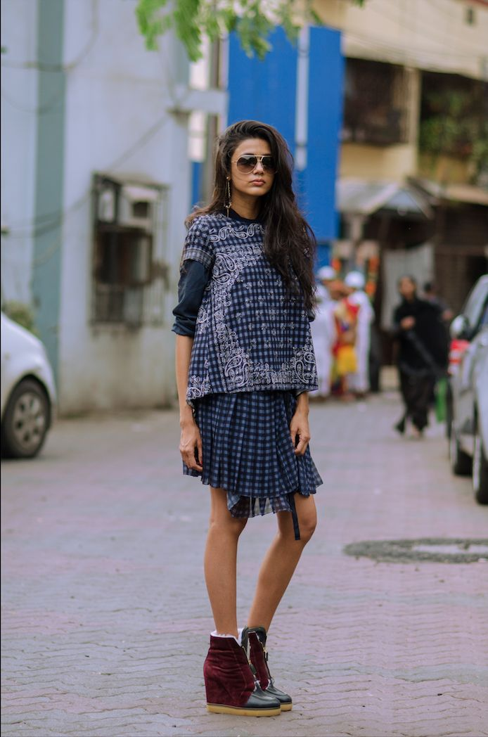 The Evolution Of Indian Street Style