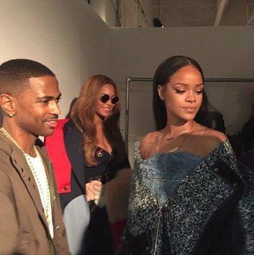 Big Sean & Rihanna