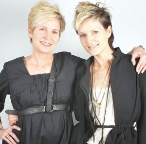 Malia and Carol Mills