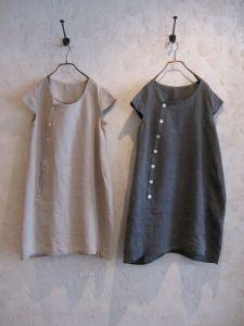 linen tunics