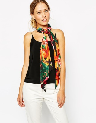 Ted Baker Scarf: www.asos.com