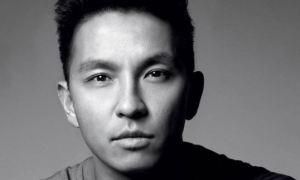 New York City based Napali fashion designer Prabal Gurung.