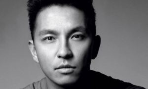 New York City based Napali fashion designer Prabal Gurung.