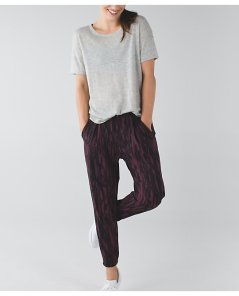 Lululemon &go City Jogger 128 US