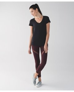 Lululemon High Times Pant Wrap Mesh $98 usd
