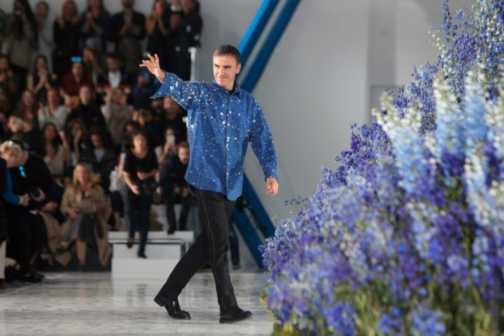 Raf Simons, Dior, Spring/Summer16, Waving goodbye