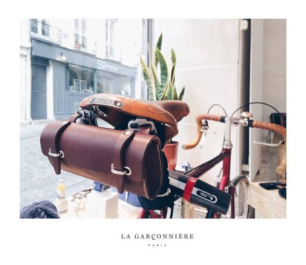 Bicycle Bag © La Garçonnière mens accessories paris
