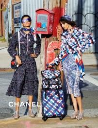 Chanel Spring 2016. Photo: Karl Lagerfeld.
