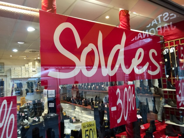 Paris sales