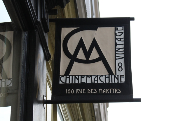 Vintage Store Paris - Chine Machine