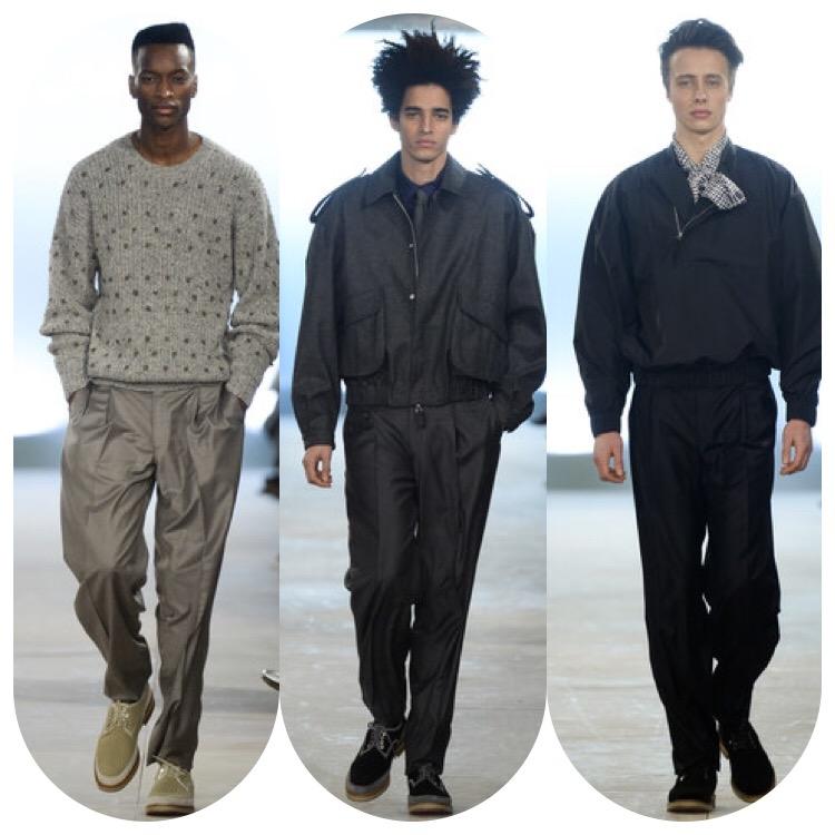E.Tautz London Mens Fashion Week 16