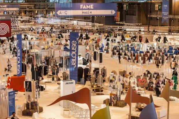 Who's Next tradeshow. Image credits to Drapersonline