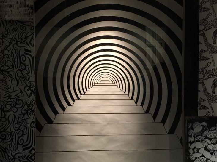 ©Karim Kurdi | Faire Le Mur. Quatre Siecles Des Papiers Peints