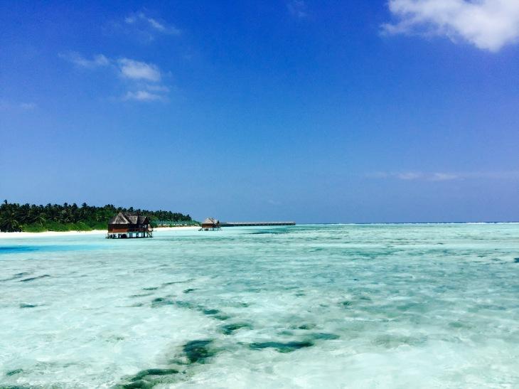 Honeymoon Water Villas, Meeru Island Resort and Spa, Maldives © Hailey Edy