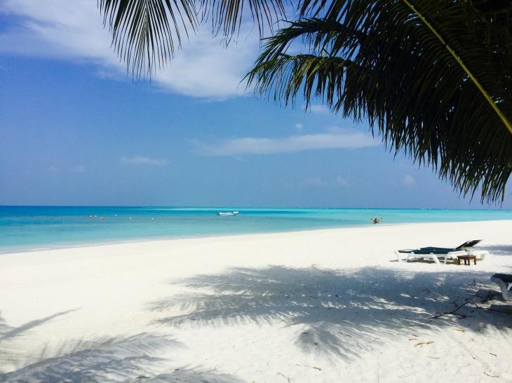 Secluded Beaches, Maldives © Hailey Edy