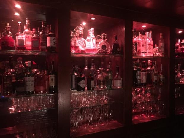 Variety of Drinks, Buddha-Bar © Hailey Edy