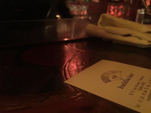 Slip, Buddha-Bar © Hailey Edy