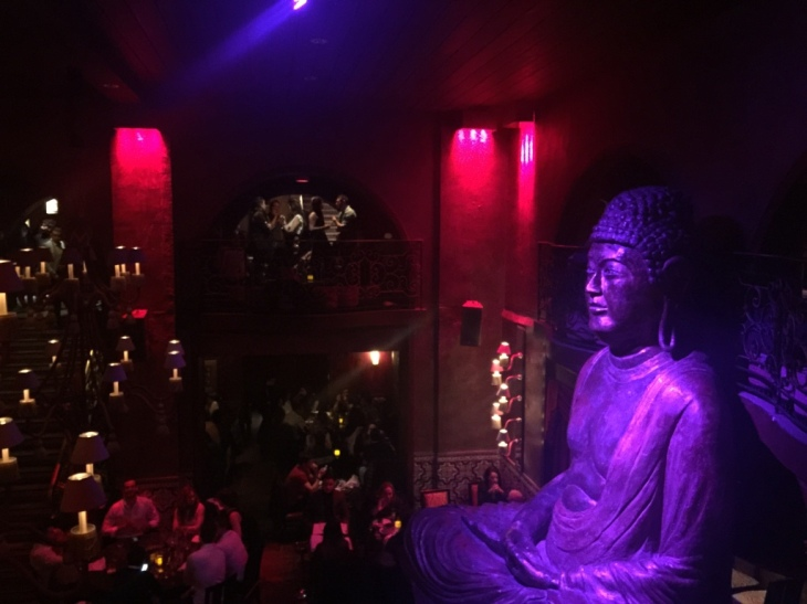 View From The Top Floor, Buddha-Bar © Hailey Edy