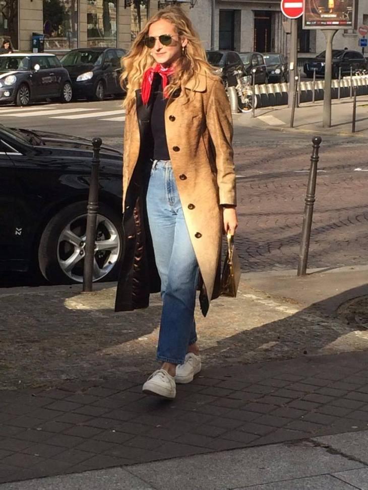 Street style look ©Emilie Heyl