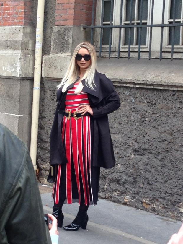 Street style look ©Laura Pineros