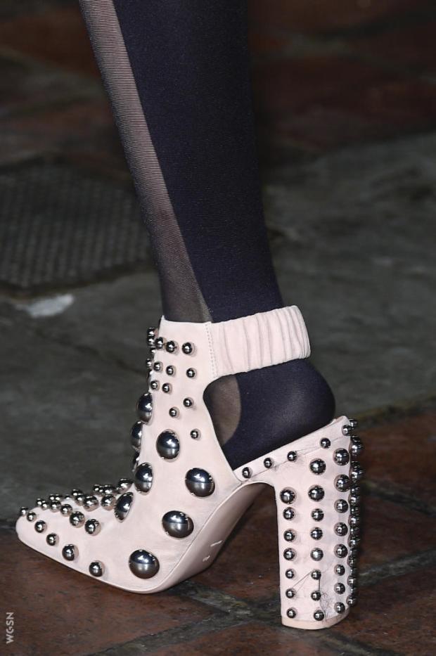 Alexander Wang shoe © WGSN