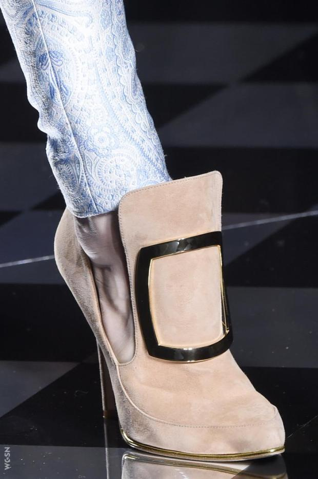 Balmain shoe © WGSN