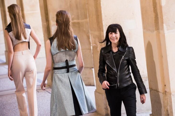 Bouchra Jarrar : Runway - Paris Fashion Week : Haute-Couture Fall/Winter 2014-2015