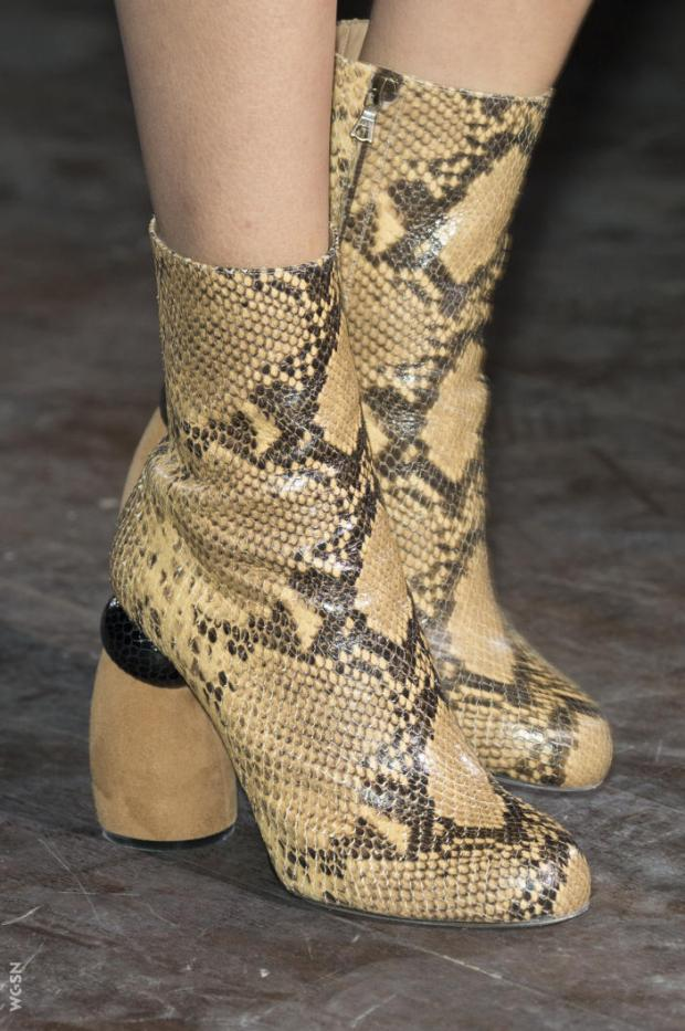 Dries Van Noten shoe © WGSN