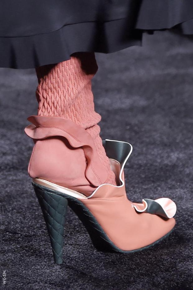 Fendi shoe © WGSN