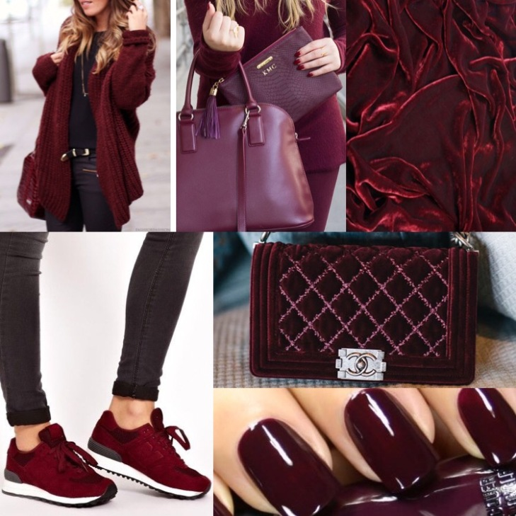 Burgundy (Symbolises Aristocracy,ambition,and strength)