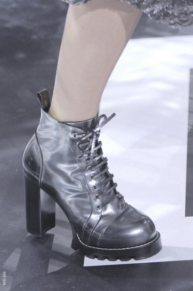 LV shoe © WGSN