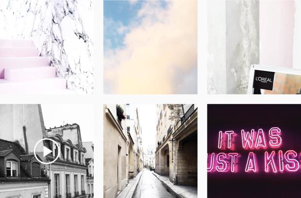 © Instagram / @parisinfourmonths