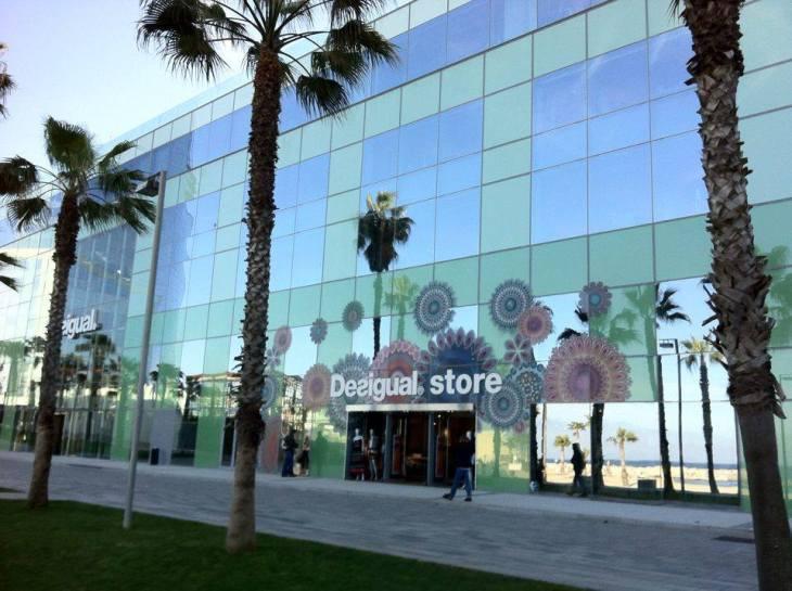 Desigual Store Barcelloneta ©Michele Borrelli